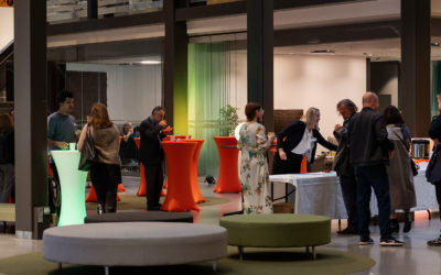 Photos: Kista Data Day – co-creation arena in full fruition