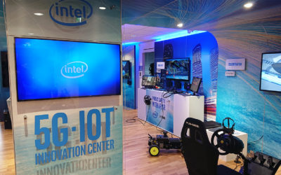 Intel – new partner in Urban ICT Arena
