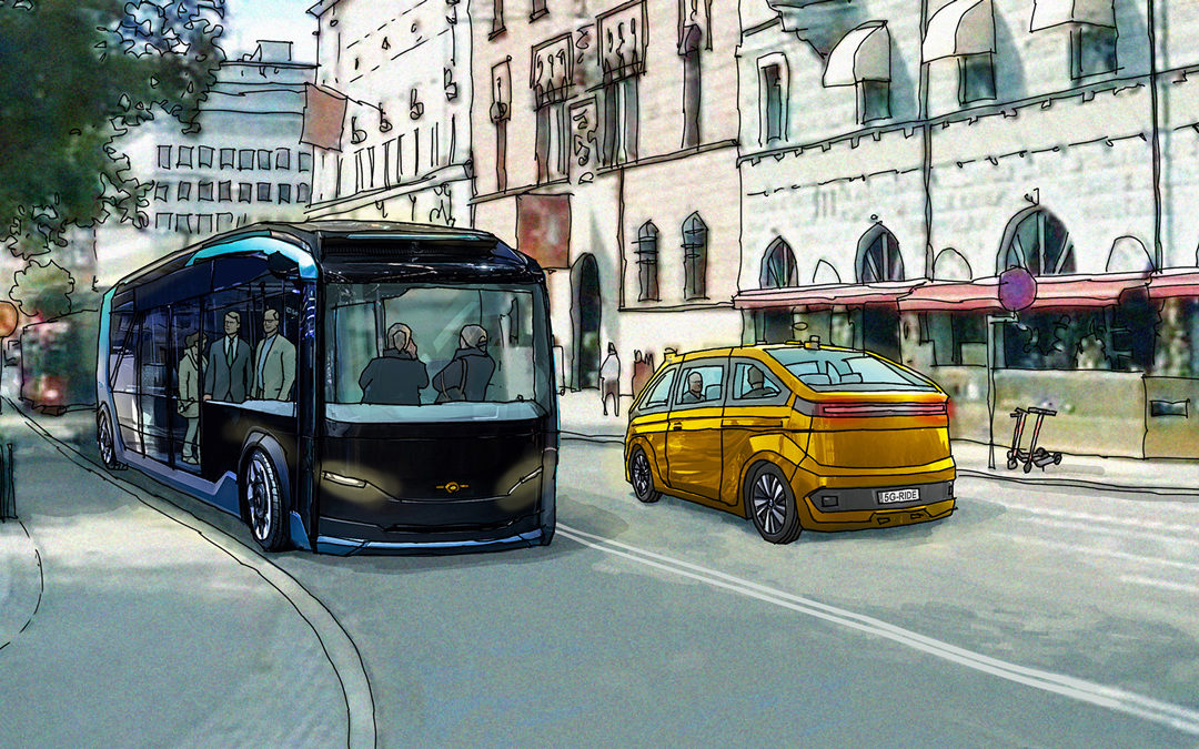 Broad cooperation on 5G-connected vehicles begins – for efficient and climate-smart public transport