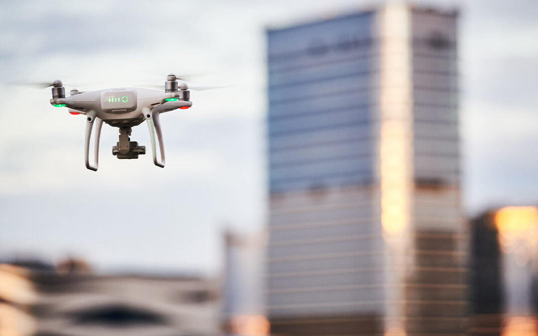 Urban ICT Arena joins Nordic Drone Initiative