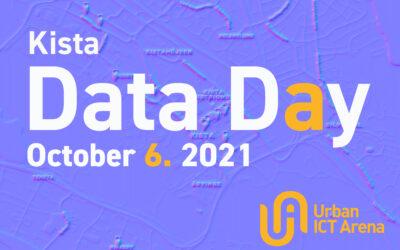 Data Day 2021, 6 oktober